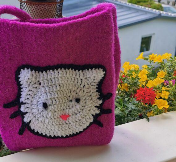 Hello-Kitty Kids-Tasche